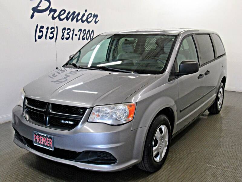2013 RAM C/V for sale at Premier Automotive Group in Milford OH
