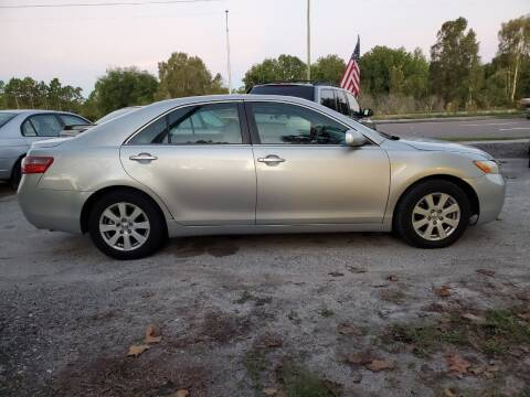 2007 Toyota Camry for sale at Area 41 Auto Sales & Finance in Land O Lakes FL