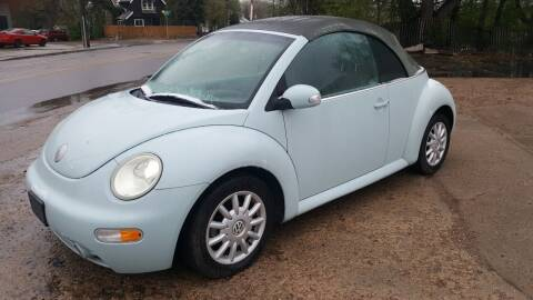 2005 Volkswagen New Beetle for sale at De Kam Auto Brokers in Colorado Springs CO