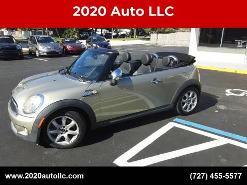 2009 MINI Cooper for sale at 2020 AUTO LLC in Clearwater FL
