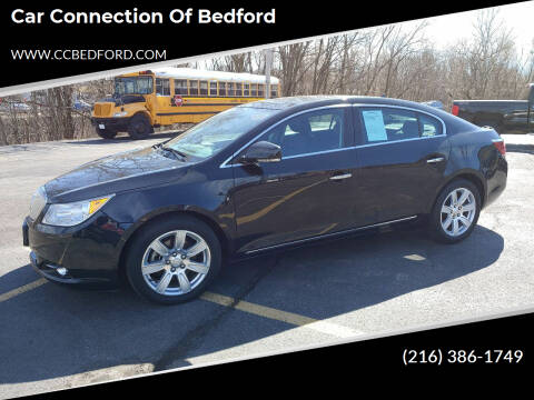 2010 Buick LaCrosse for sale at Car Connection of Bedford in Bedford OH