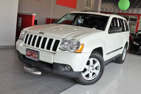 2010 Jeep Grand Cherokee for sale at Quality Auto Center in Springfield NJ