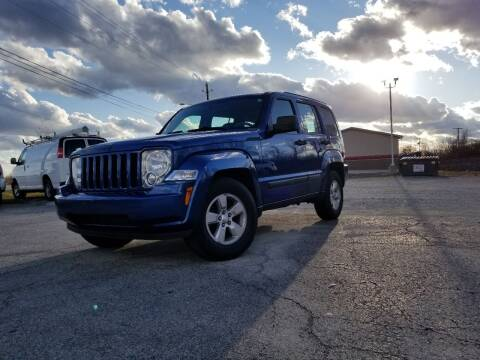 2010 Jeep Liberty for sale at Sinclair Auto Inc. in Pendleton IN