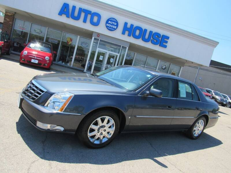 2010 Cadillac DTS for sale at Auto House Motors in Downers Grove IL