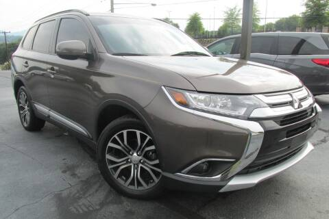 2016 Mitsubishi Outlander for sale at Tilleys Auto Sales in Wilkesboro NC