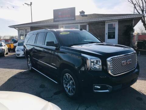 2016 GMC Yukon XL for sale at I57 Group Auto Sales in Country Club Hills IL