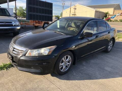 2012 Honda Accord for sale at RIVERCITYAUTOFINANCE.COM in New Braunfels TX