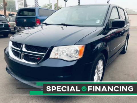 2013 Dodge Grand Caravan for sale at Salem Auto Market in Salem OR