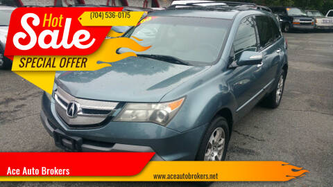 2008 Acura MDX for sale at Ace Auto Brokers in Charlotte NC
