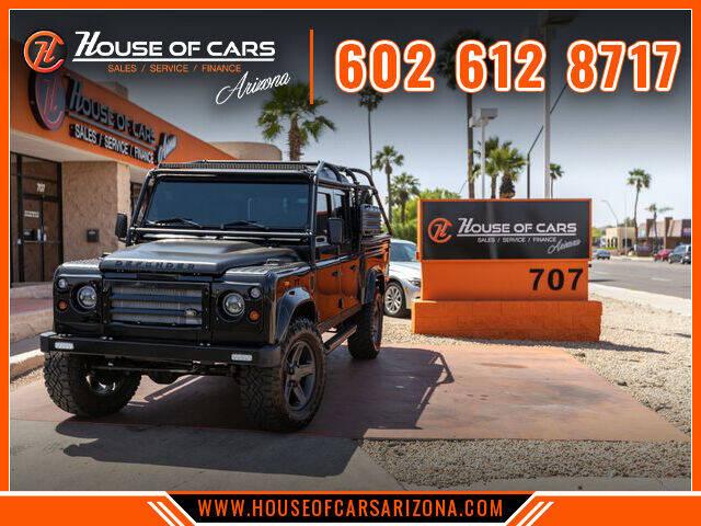 1993 Land Rover Defender for sale in Scottsdale, AZ