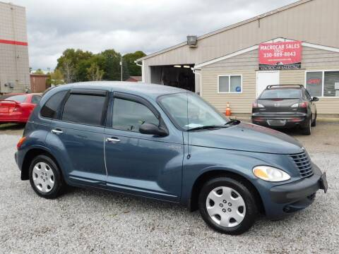 2003 Chrysler PT Cruiser for sale at Macrocar Sales Inc in Akron OH