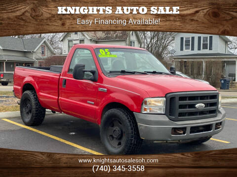 2005 Ford F-350 Super Duty for sale at Knights Auto Sale in Newark OH