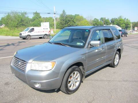 2007 Subaru Forester for sale at K & R Auto Sales,Inc in Quakertown PA