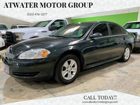 2015 Chevrolet Impala Limited for sale at Atwater Motor Group in Phoenix AZ