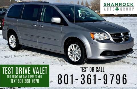 2014 Dodge Grand Caravan for sale at Shamrock Group LLC #1 in Pleasant Grove UT