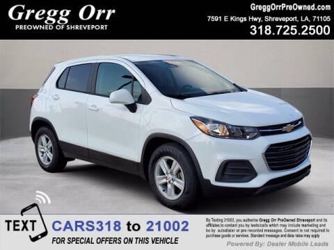 2020 Chevrolet Trax for sale at Gregg Orr Pre-Owned Shreveport in Shreveport LA