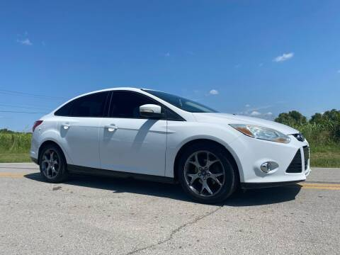2013 Ford Focus for sale at ILUVCHEAPCARS.COM in Tulsa OK