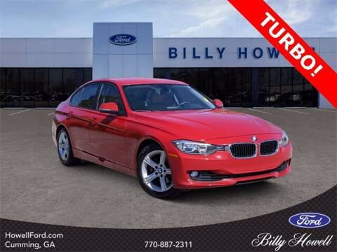 2013 BMW 3 Series for sale at BILLY HOWELL FORD LINCOLN in Cumming GA