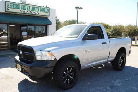 2015 RAM Ram Pickup 1500 for sale at Shore Drive Auto World in Virginia Beach VA
