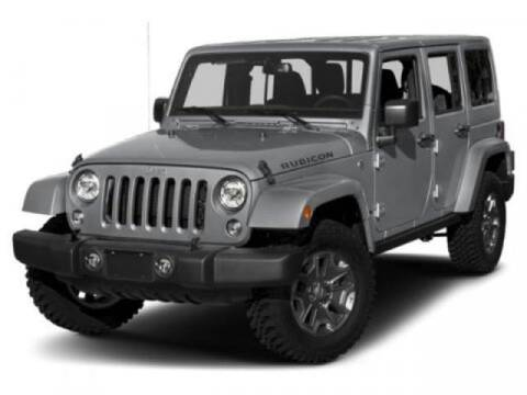 2018 Jeep Wrangler JK Unlimited for sale at Acadiana Automotive Group - Acadiana DCJRF Lafayette in Lafayette LA