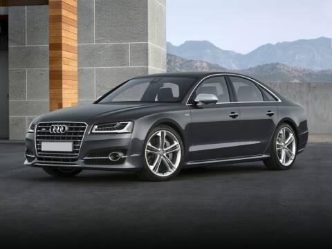 2016 Audi S8 for sale at Hi-Lo Auto Sales in Frederick MD