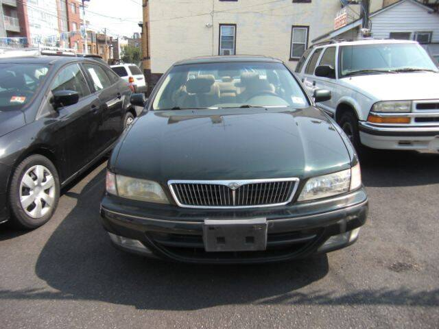 1998 Infiniti I30 for sale at Nicks Auto Sales Co in West New York NJ