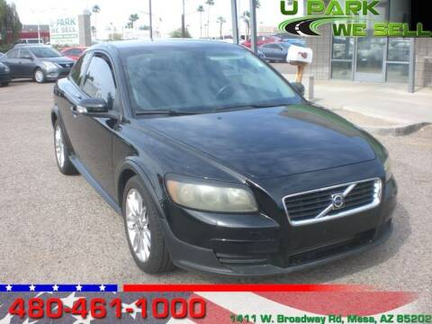 2008 Volvo C30 for sale at UPARK WE SELL AZ in Mesa AZ