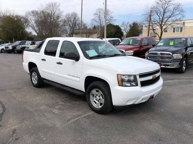 2008 Chevrolet Avalanche for sale at WILLIAMS AUTO SALES in Green Bay WI