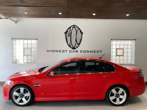 2009 Pontiac G8 for sale at Midwest Car Connect in Villa Park IL