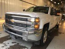 2017 Chevrolet Silverado 2500HD for sale at CENTURY TRUCKS & VANS in Grand Prairie TX