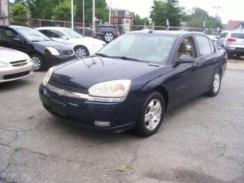 2004 Chevrolet Malibu for sale at Dambra Auto Sales in Providence RI