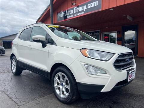 2018 Ford EcoSport for sale at HUFF AUTO GROUP in Jackson MI
