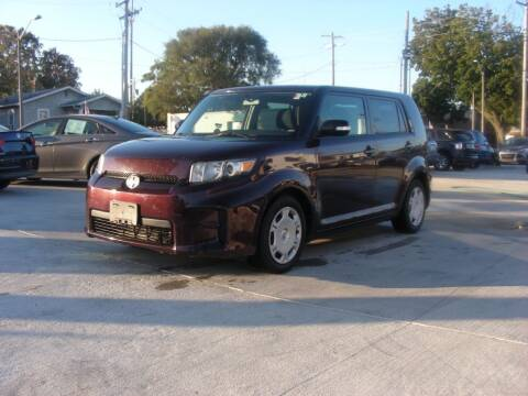 2011 Scion xB for sale at EURO MOTORS AUTO DEALER INC in Champaign IL