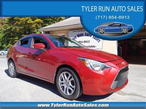 2016 Scion iA for sale at Tyler Run Auto Sales in York PA