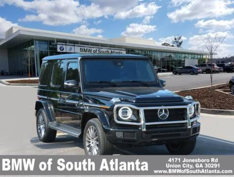 2021 Mercedes-Benz G-Class for sale at Carol Benner @ BMW of South Atlanta in Union City GA