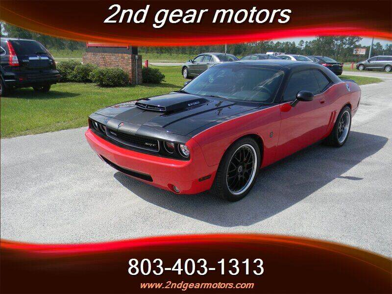 2010 Dodge Challenger for sale at 2nd Gear Motors in Lugoff SC