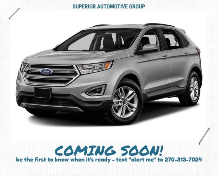 2010 Ford Edge for sale at Superior Automotive Group in Owensboro KY