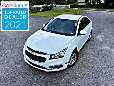 2016 Chevrolet Cruze Limited for sale at Brothers Auto Sales of Conway in Conway SC