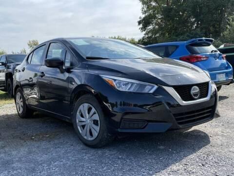 2020 Nissan Versa for sale at RUSTY WALLACE CADILLAC GMC KIA in Morristown TN