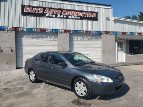 2005 Honda Accord for sale at Elite Auto Connection in Conover NC