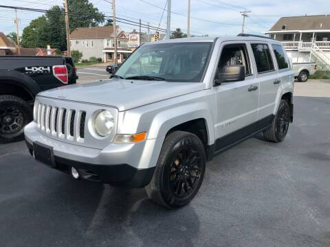 2011 Jeep Patriot for sale at JB Auto Sales in Schenectady NY
