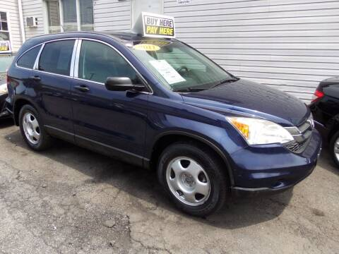 2011 Honda CR-V for sale at Fulmer Auto Cycle Sales - Fulmer Auto Sales in Easton PA