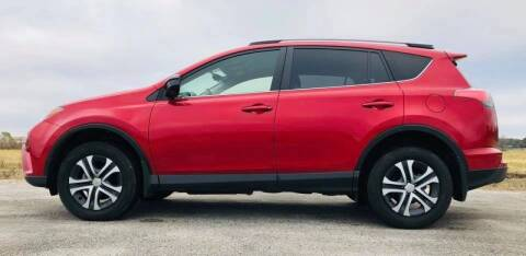 2016 Toyota RAV4 for sale at Palmer Auto Sales in Rosenberg TX