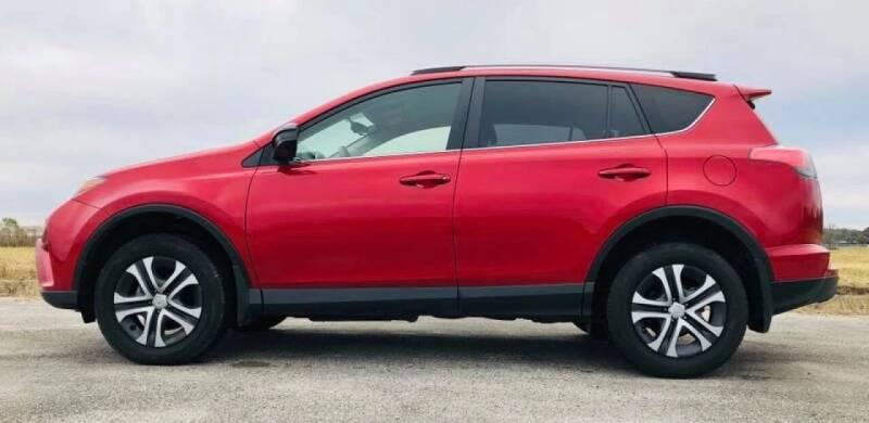 2016 Toyota RAV4 for sale at Palmer Auto Sales in Rosenberg TX