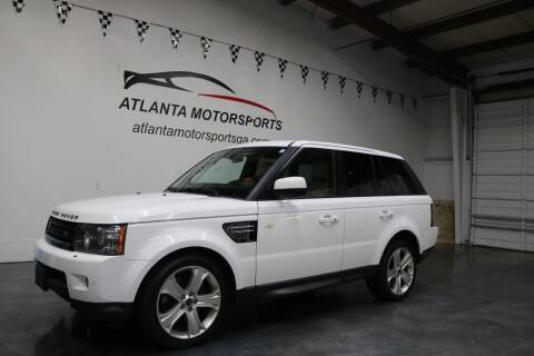 2012 Land Rover Range Rover Sport for sale at Atlanta Motorsports in Roswell GA