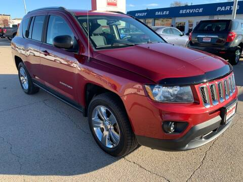 2014 Jeep Compass for sale at Spady Used Cars in Holdrege NE