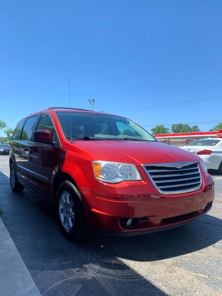 2010 Chrysler Town and Country for sale at City to City Auto Sales in Richmond VA