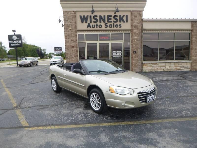 2006 Chrysler Sebring for sale at Wisneski Auto Sales, Inc. in Green Bay WI