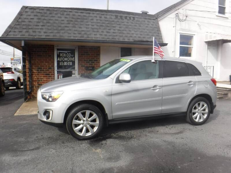 2015 Mitsubishi Outlander Sport for sale at Rob Co Automotive LLC in Springfield TN