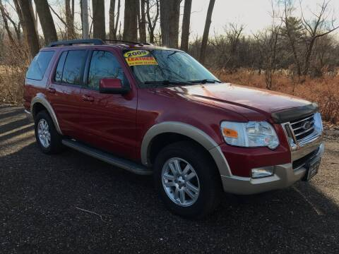 2009 Ford Explorer for sale at GABBY'S AUTO SALES in Valparaiso IN